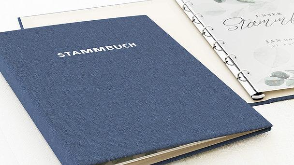 Stammbuch - So verliebt