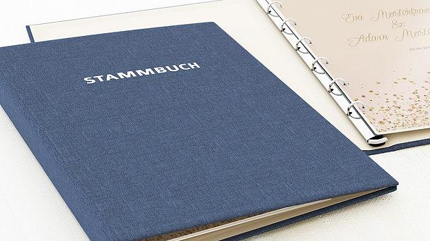 Stammbuch - Geflitter