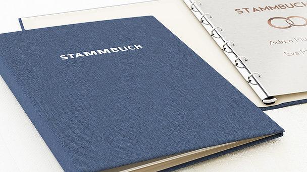 Stammbuch - Edles Ja