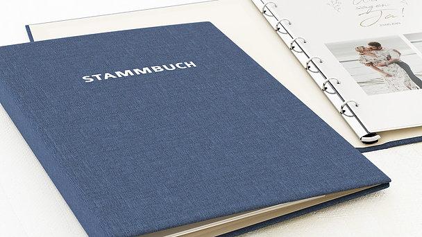 Stammbuch - Hochzeitsgeschichten