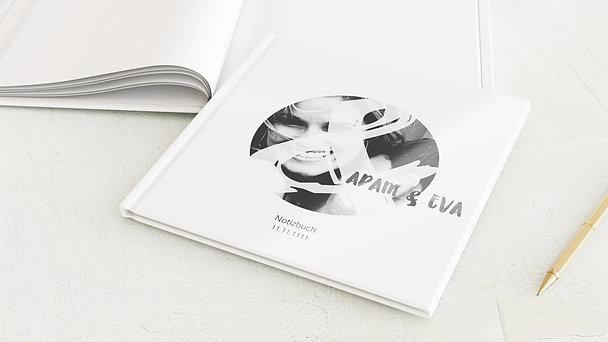 Notizbuch Hochzeit - Verbundenheit