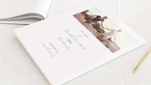 Notizbuch Hochzeit - Ewiges Bündnis