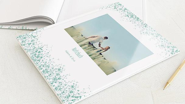 Notizbuch Hochzeit - Frühlingswiese