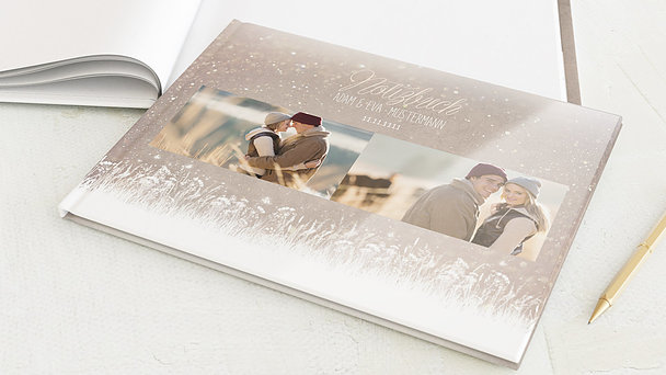 Notizbuch Hochzeit - Zauberlicht