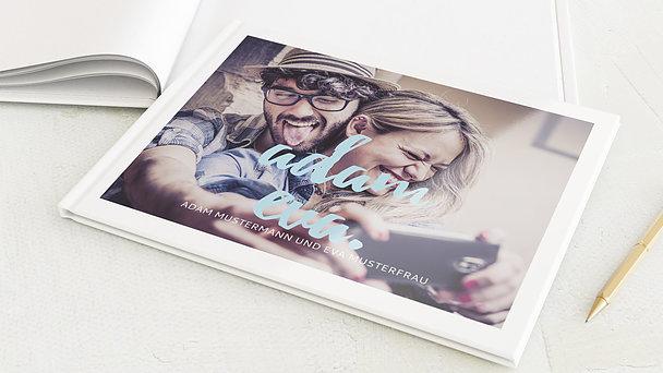 Notizbuch Hochzeit - Verliebt, verlobt