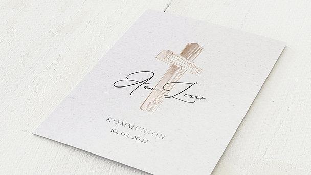 Kommunionskarten - Pfad zum Glauben