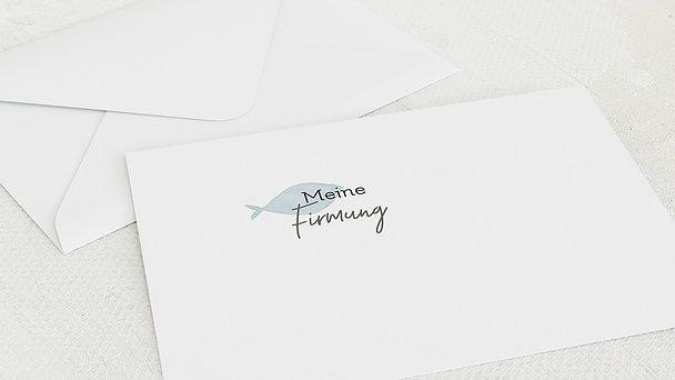 Umschlag mit Design Firmung - Frisch Gewagt