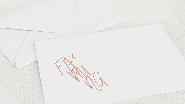 Umschlag mit Design Firmung - Aufbruchsstimmung