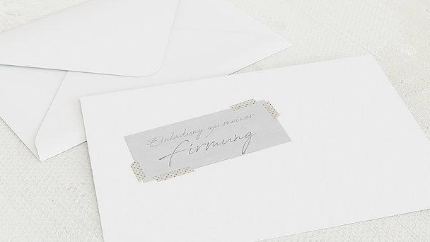 Umschlag mit Design Firmung - Mein Tagebuch