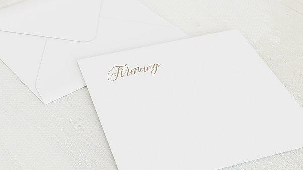 Umschlag mit Design Firmung - Zauberlicht Firmung