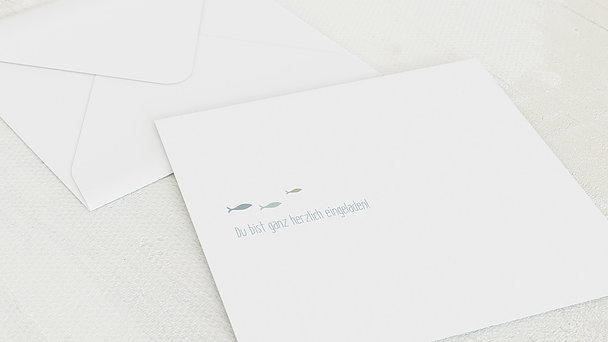 Umschlag mit Design Firmung - Freudenwirbel