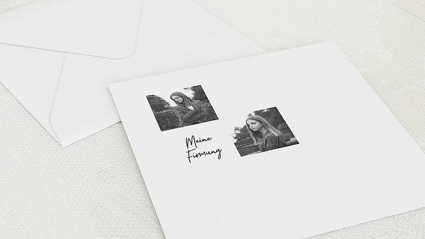 Umschlag mit Design Firmung - Best Times
