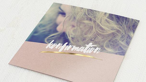 Konfirmationskarten - Besonders