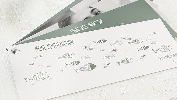 Konfirmationskarten - Ausschwärmen