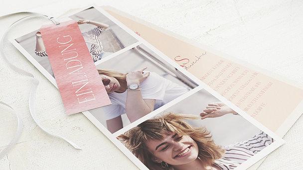 Jugendweihe Karten - Freudensprünge