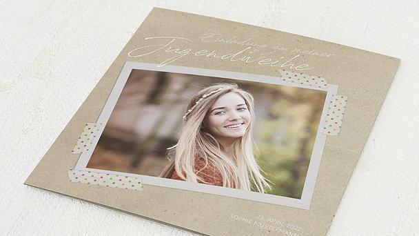 Jugendweihe Karten - Mein Tagebuch