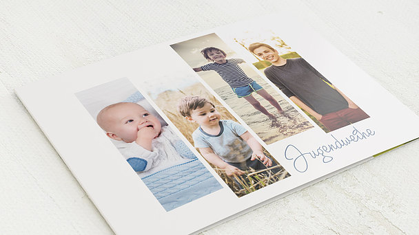 Jugendweihe Karten - So schnell groß