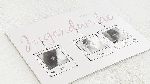 Jugendweihe Karten - Neuanfang