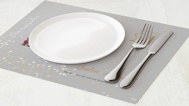 Tischset Geburtstag - Elfenstaub 30