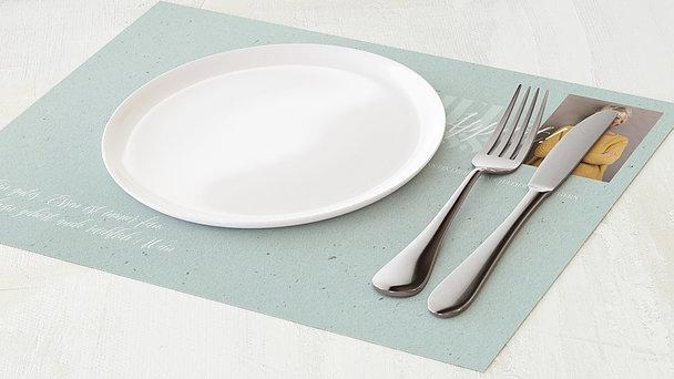 Tischset Geburtstag - Patina