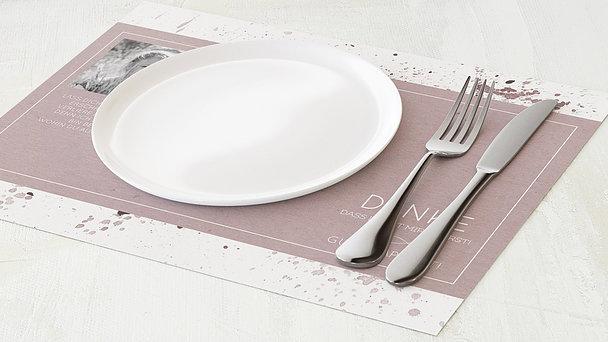 Tischset Kommunion - Kommunions-Impression