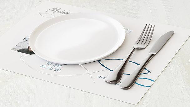 Tischset Kommunion - Bedeutung