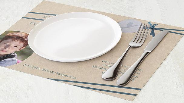 Tischset Kommunion - Kraftvoll