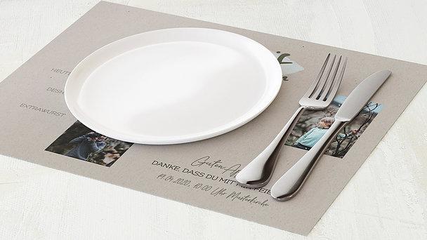 Tischset Kommunion - Frisch Gewagt