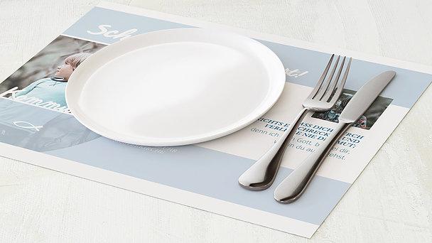 Tischset Kommunion - Meine Kommunion