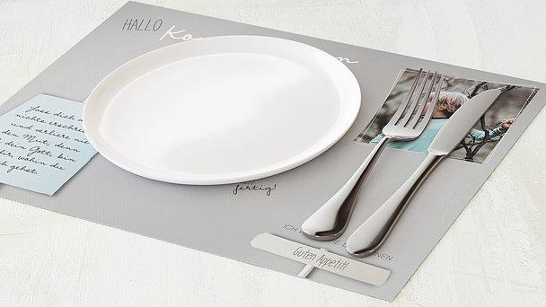 Tischset Kommunion - Wegweiser