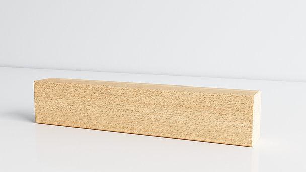 Holzblöcke - Notizblatt