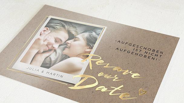 Grußkarten - Verhindertes Brautpaar
