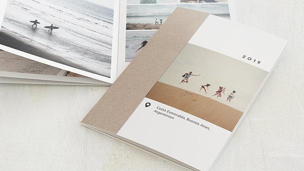 Mini Fotobuch - Always on tour