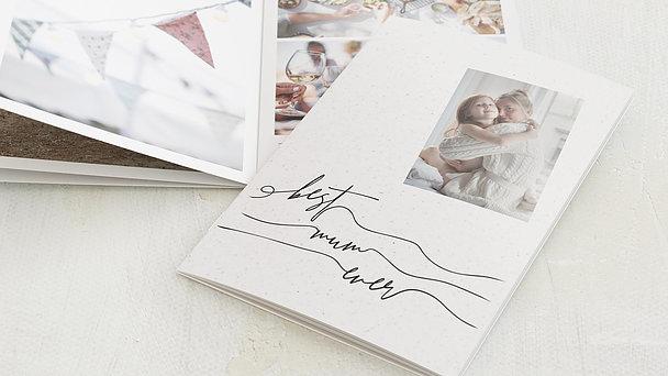 Mini Fotobuch - Gleiche Wellenlänge