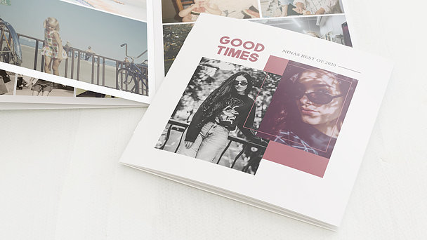 Mini Fotobuch - Good times