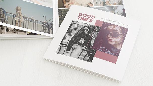 Mini Fotobuch - Good times