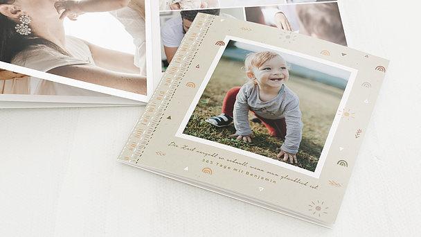 Mini Fotobuch - Glückszeit