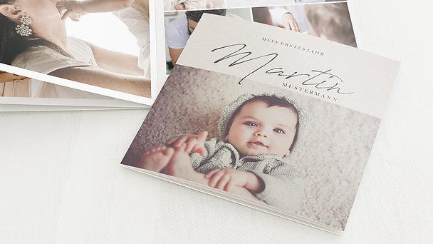 Mini Fotobuch - Kleines Wunder