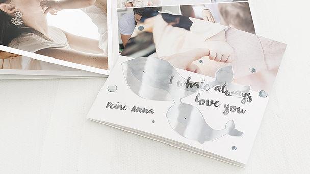 Mini Fotobuch - Bedingungslose Liebe