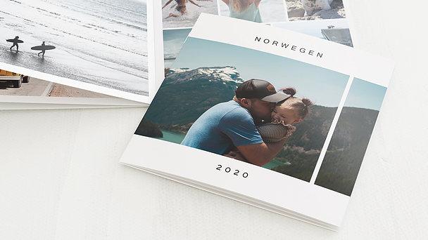 Mini Fotobuch - Globale Entdecker