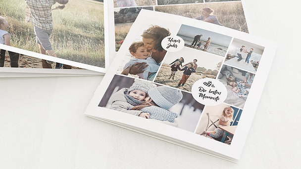 Mini Fotobuch - Family moments