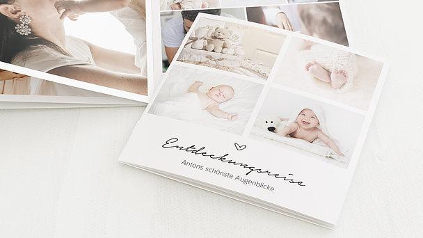 Mini Fotobuch - Kleiner Schatz