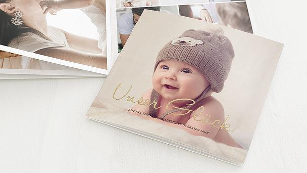 Mini Fotobuch - Hallo Baby