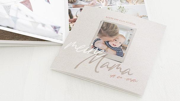 Mini Fotobuch - Beste Mama