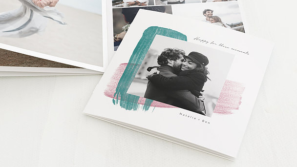 Mini Fotobuch - Colourful Life