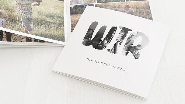 Mini Fotobuch - Einfach wir