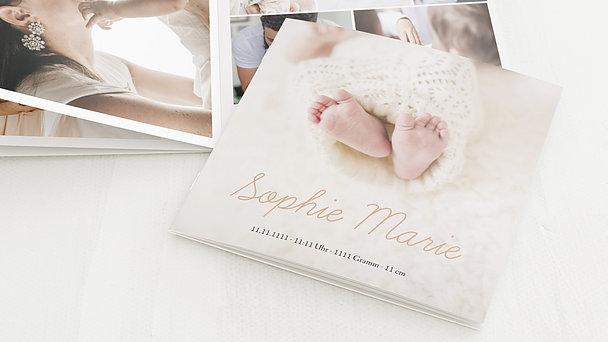 Mini Fotobuch - Einfach & Simple