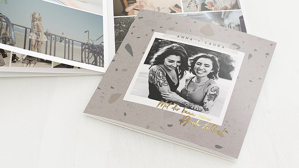 Mini Fotobuch - Superfreunde