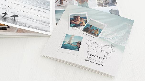 Mini Fotobuch - Unter Palmen