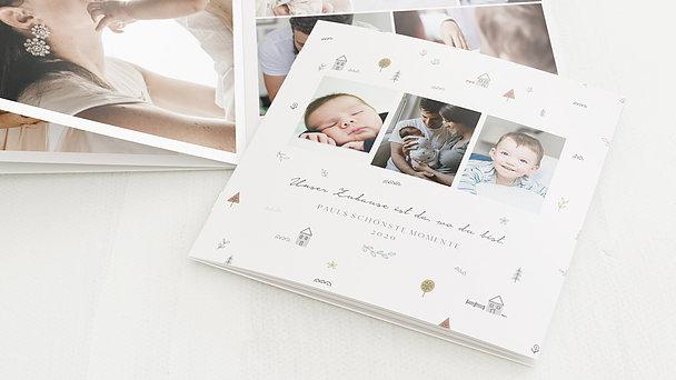 Mini Fotobuch - Meine bunte Welt